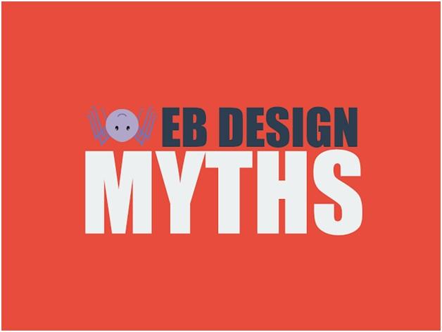 Top Web Design Myths Demystified