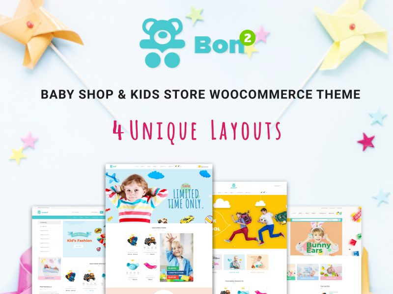 a1c2a4768b3a Bonbon - Baby Shop, Kids Store WooCommerce Theme | TheCoders.vn